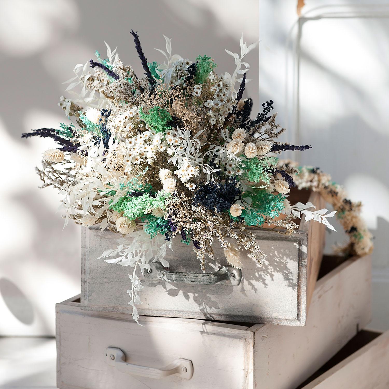 Ramos de flores Nice Blue