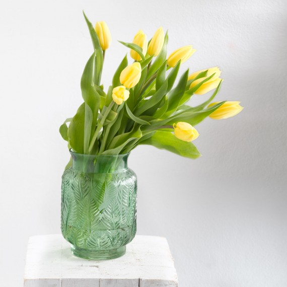 Tulipanes amarillos  - 1