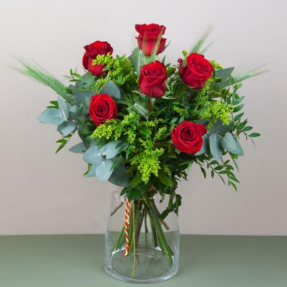 Ramo 6 Rosas Sant Jordi