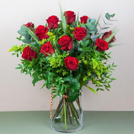 Ramo 12 Rosas Sant Jordi
