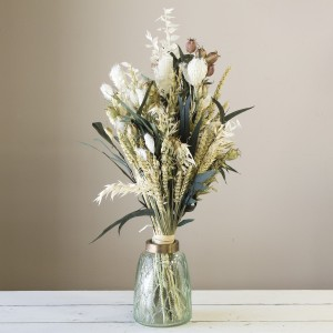 Flores secas: cuidados y elaboración